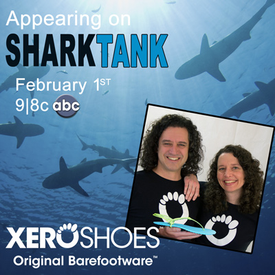 Barefoot Shoes on ABC's Shark Tank!