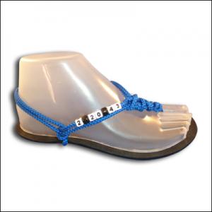 Personal Record Beads Demo Xero Shoe