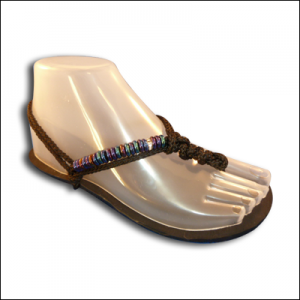 Glass Rondell Shoe