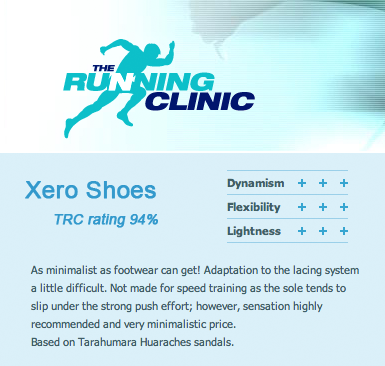 Running Clinic Reviews Minimalist Shoes