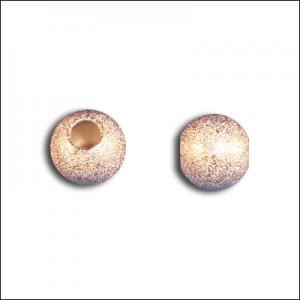 Stardust Silver Bead