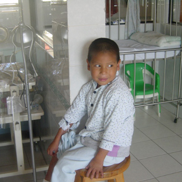 We support the Tarahumara Children's Hospital Fund