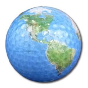 Earth Ball foot massager
