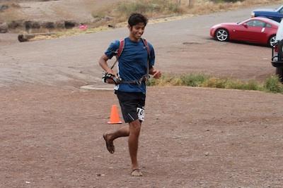 Run in barefoot shoes? Definitely