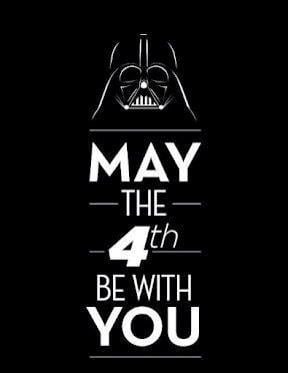 May the 4th be with you! - Xero Shoes
