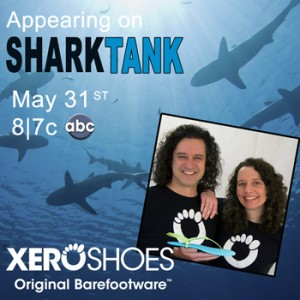 Xero Shoes Barefoot Sandals on Shark Tank