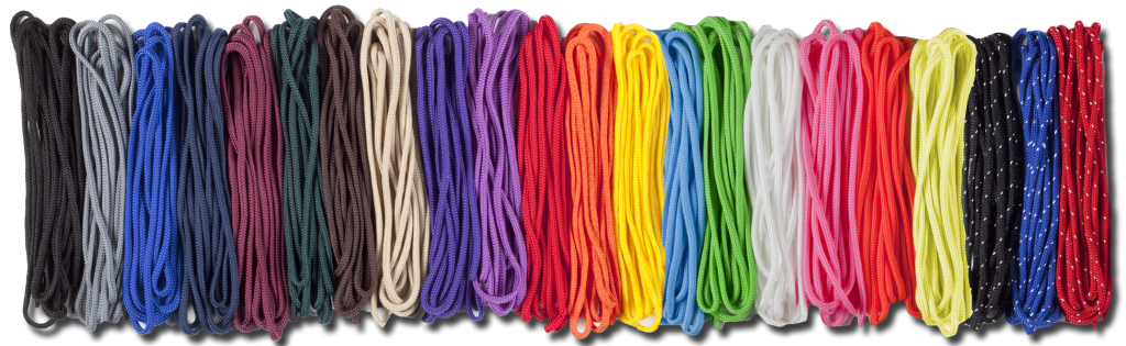 Grab an extra pair of laces in one of 22 colors:
