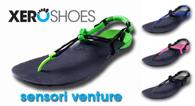 Barefoot Running Sandals by Xero Shoes