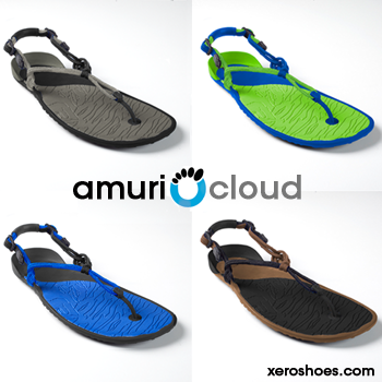 Amuri Cloud by Xero Shoes Barefoot Shoes