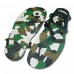 Xero Shoes Camo Barefoot Sandal Pair