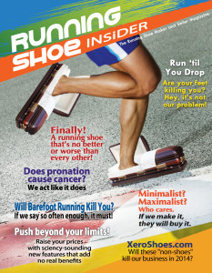 Running Shoe Insider Magazine