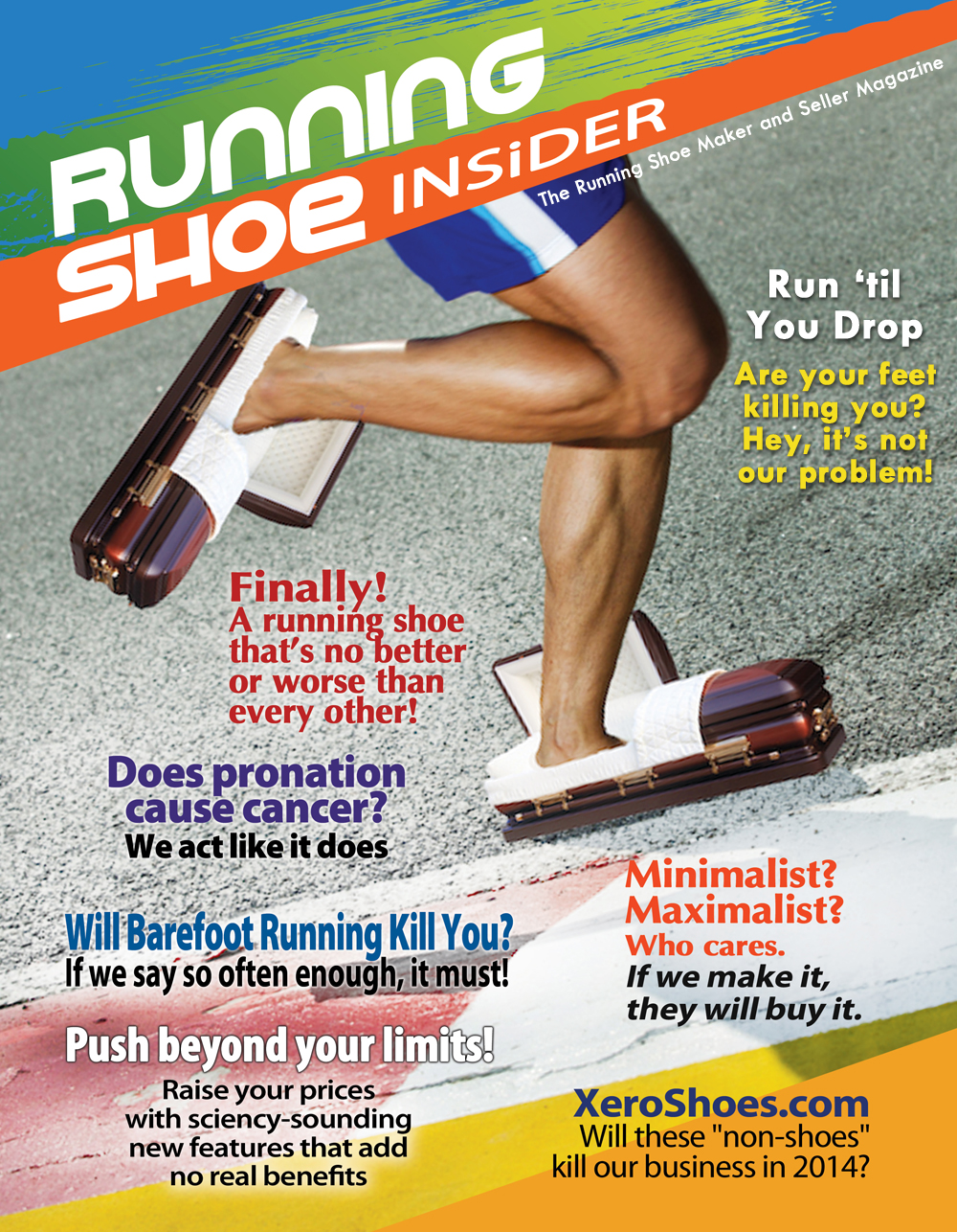 Insider Secret Edition Magazine Running Shoes nP8Owk0