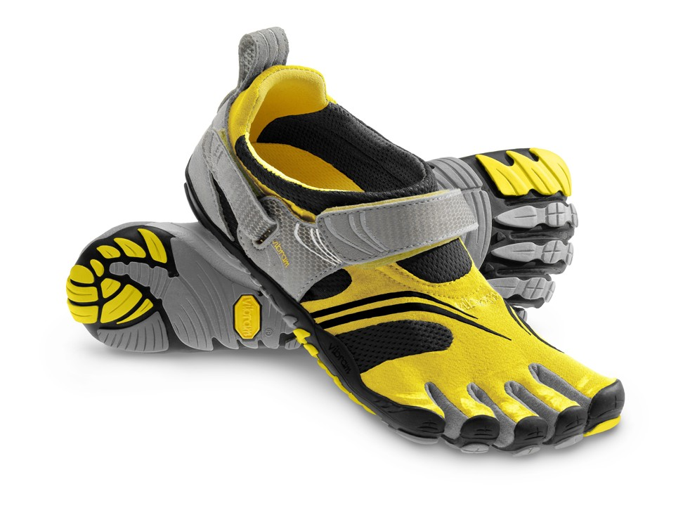 Vibram Shoes And Heel Pain