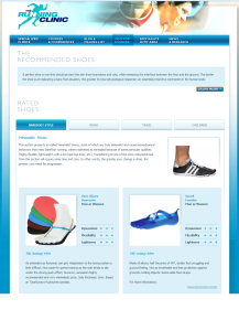 RunningClinic.ca rates the best barefoot running shoes