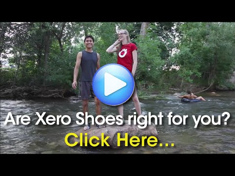 Video thumbnail for youtube video What are Xero Shoes? This video explains it ;-) - Xero Shoes