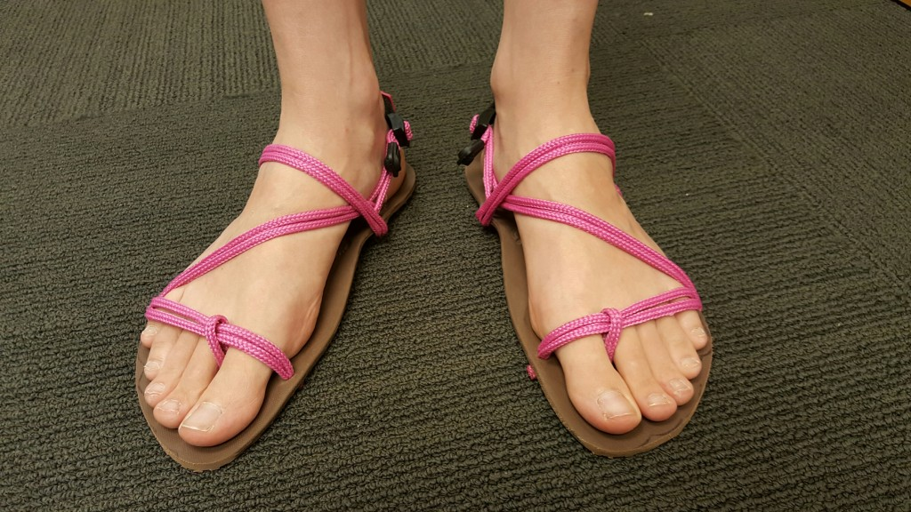6b8115ded92 Make your own Sandals - DIY huaraches