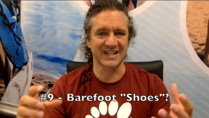 The truth about barefoot shoes and minimalist shoes