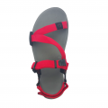 Z-Trail-Mens-Red-Top