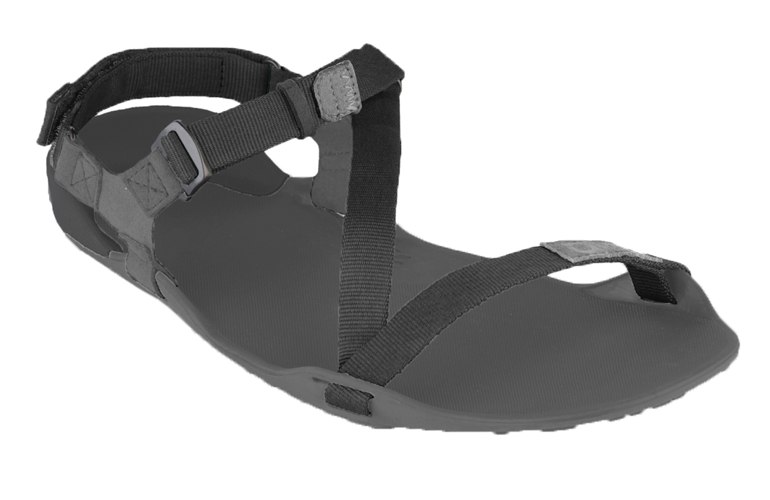Larrie Grey OOTD Casual Sport Sandals | Kutsu Kutsu