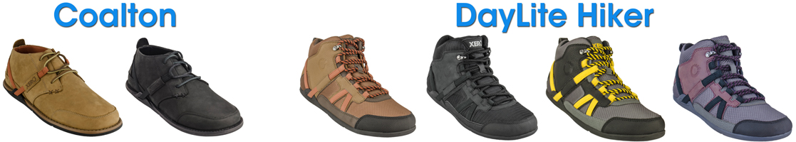 c72cb8ee8f6 WIN the New Casual and Hiking BOOTS from Xero Shoes - Xero Shoes