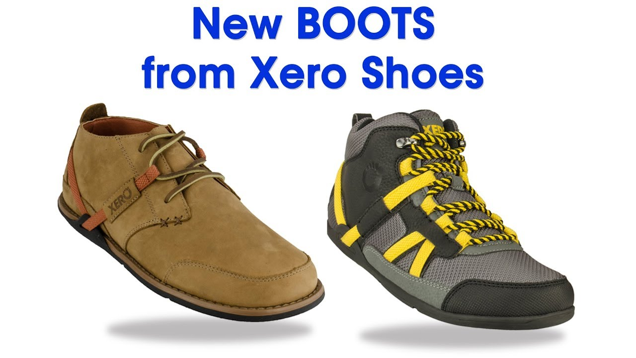 148b46f4c6f438 WIN the New Casual and Hiking BOOTS from Xero Shoes - Xero Shoes