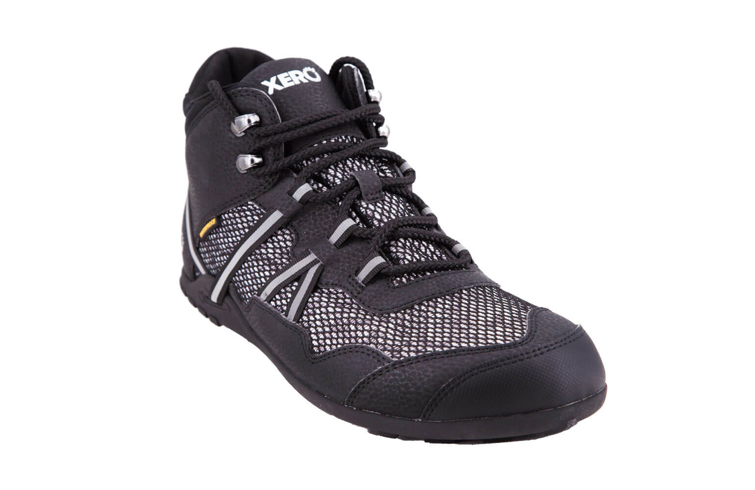 A fully-waterproof barefoot boot. The
