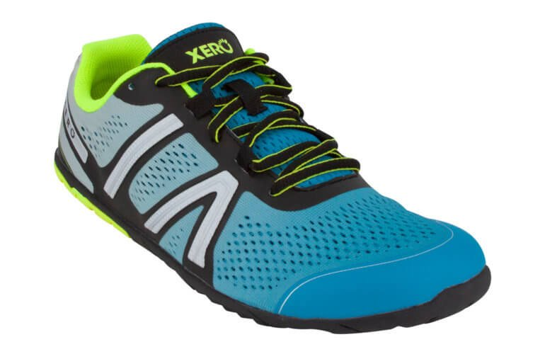 HFS Barefoot friendly, Minimalist Men's Road Running Shoe