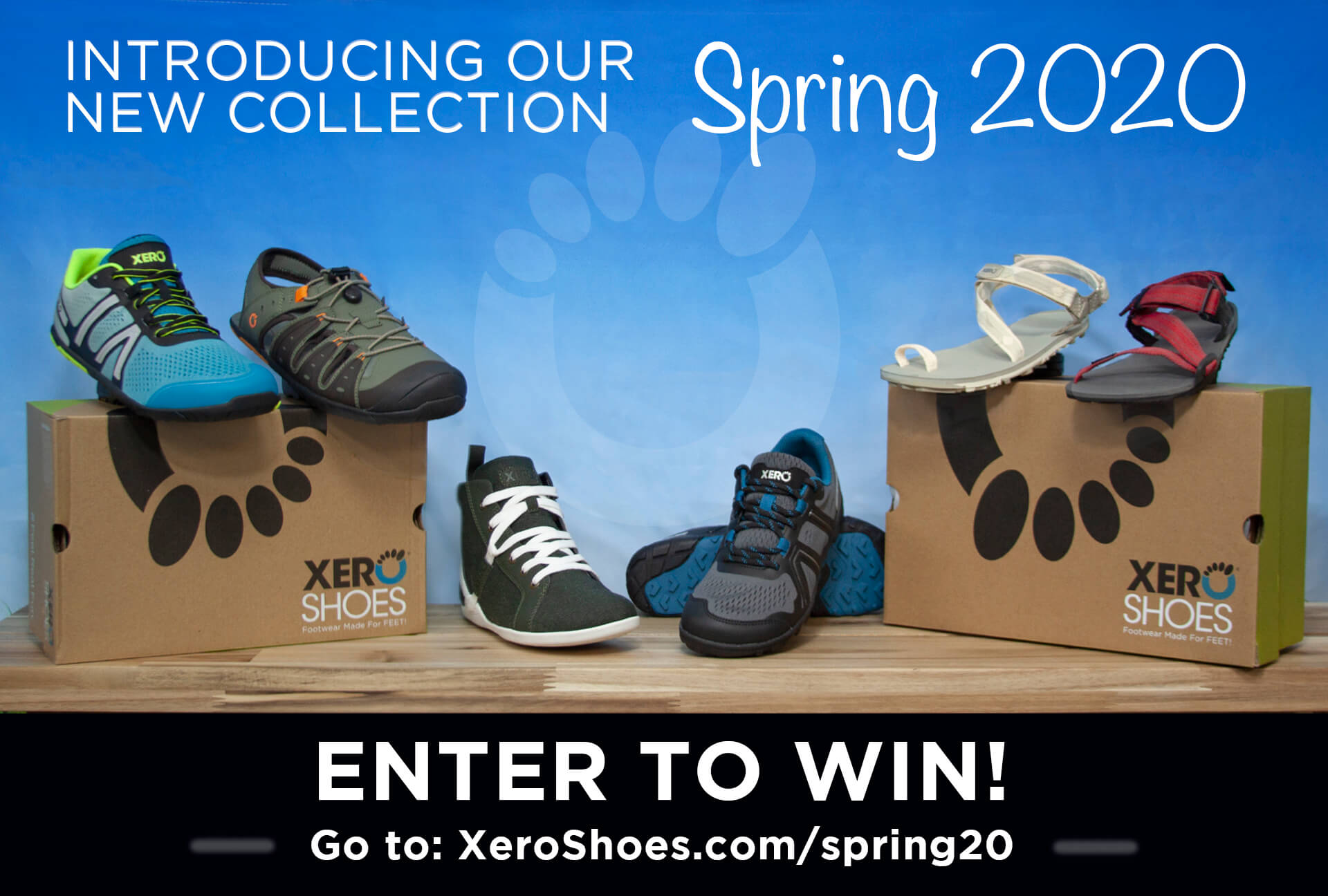 SIX New Xero Shoes for 2020!